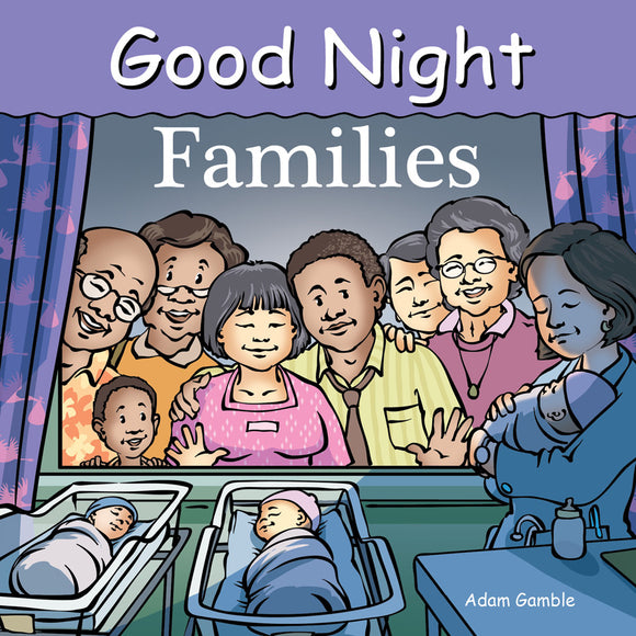 Good Night Families Book