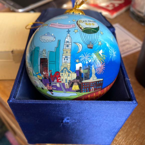 Philly Philly Ornament
