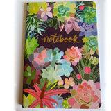 Succulents Lightweight Notebook
