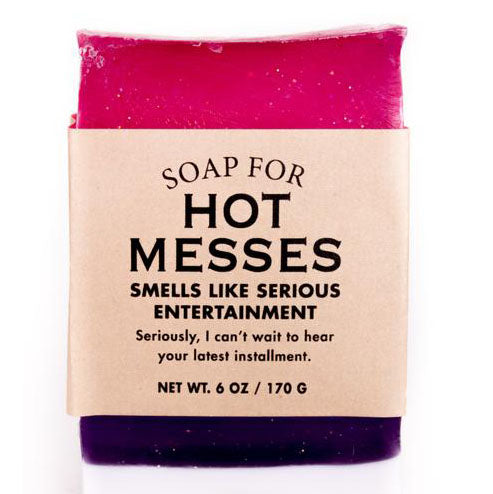 Soap for Hot Messes