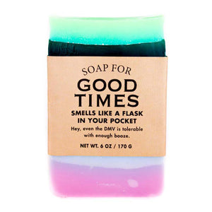 Soap for Good Times