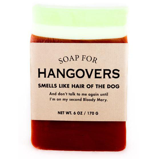 Soap for Hangovers