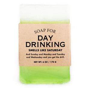 Soap for Day Drinking