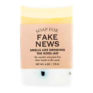 Soap for Fake News