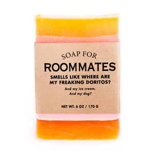 Soap for Roommates