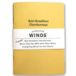 Journals for Winos