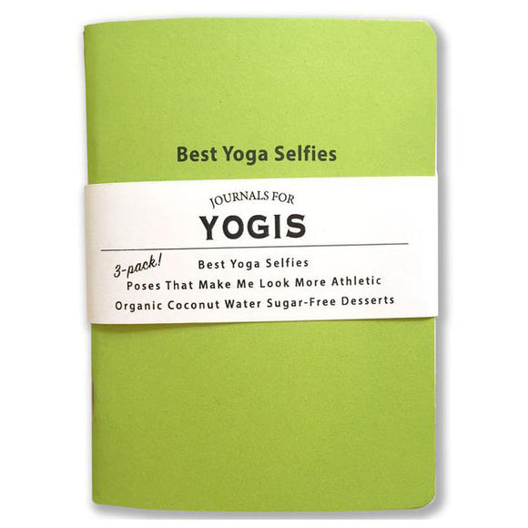 Journals for Yogis