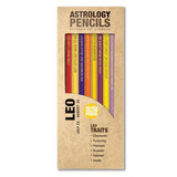 Astrology Pencils- Leo