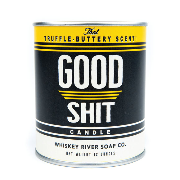 Good Shit Vintage Paint Can•dle