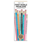Pencils for First World Problems
