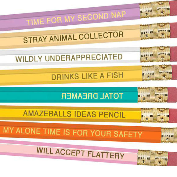Astrology Pencils- Pisces