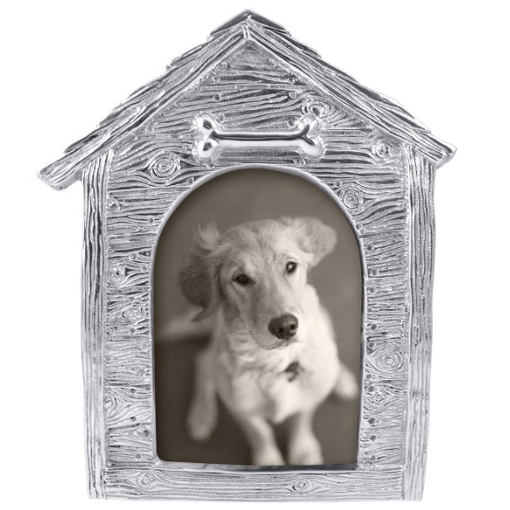 Dog House Picture Frame