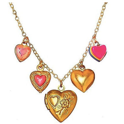 Multi-Heart Necklace