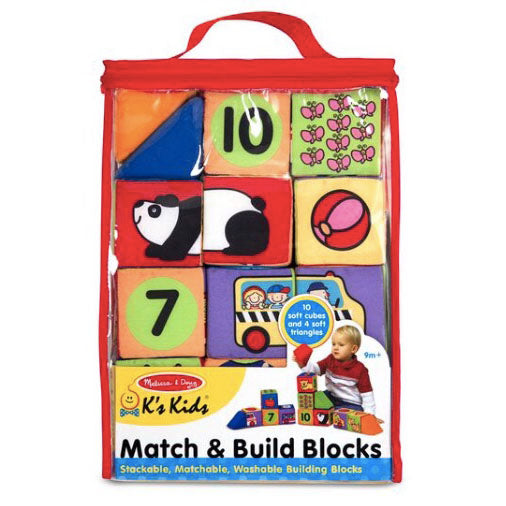 Match & Build Soft Blocks