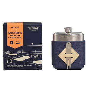 Golfers Hip Flask
