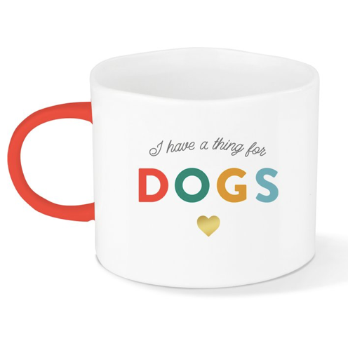 Thing For Cute Dogs Mug