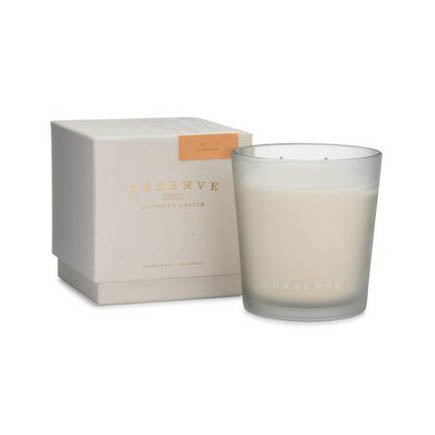 RESERVE light by LL: Orchard, 2-wick candle