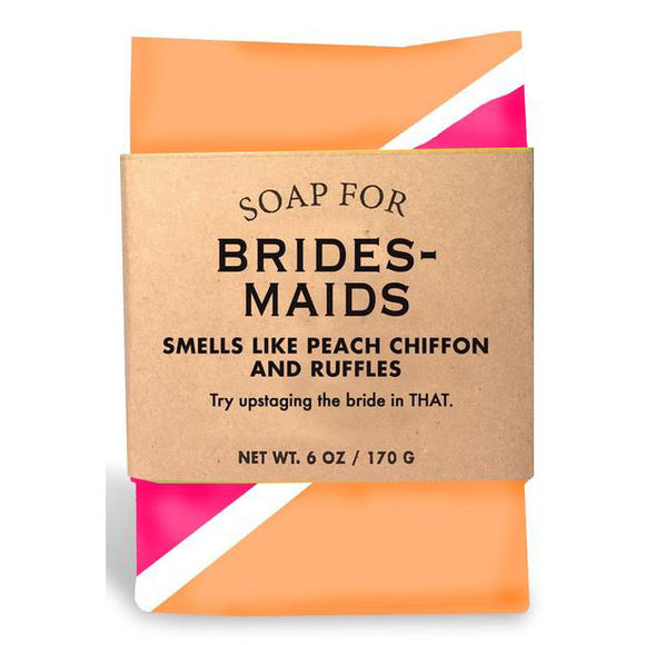 Soap for Bridesmaids