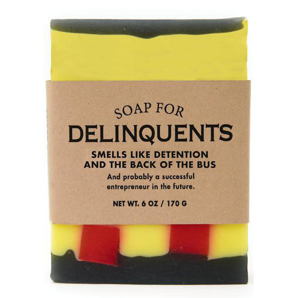 Soap for Delinquents