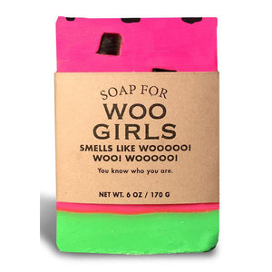 Soap for Woo Girls