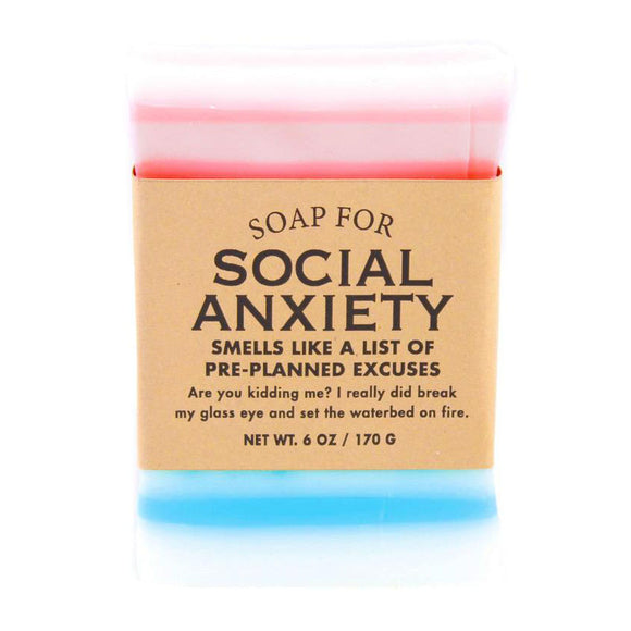 Soap for Social Anxiety