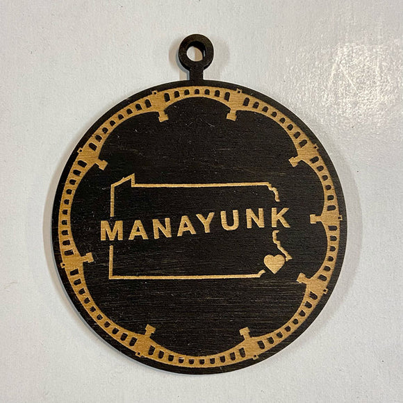 Manayunk Ornament