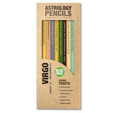 Astrology Pencils- Virgo