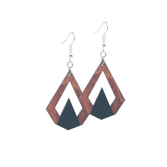 Dangle Deco Up Earrings