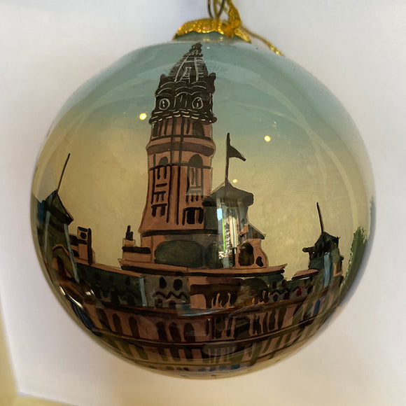 City Hall Ornament