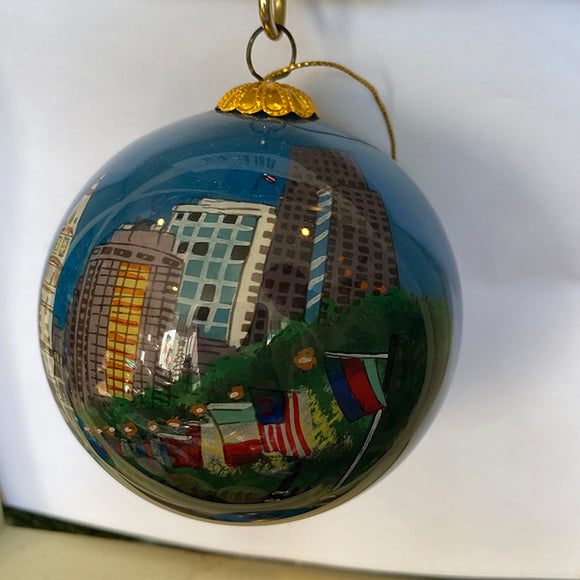 City Hall from the Parkway Ornament