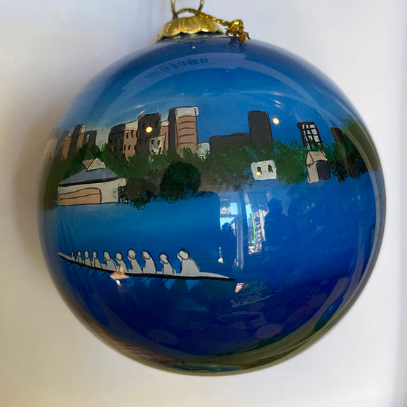 The Crew Ornament