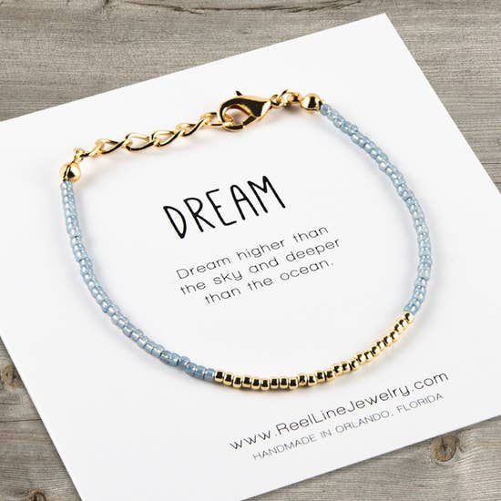 Minimalist Bracelets - Gold - Dream