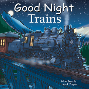 Good Night Trains Book