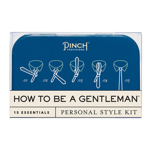 How To Be A Gentleman Kit
