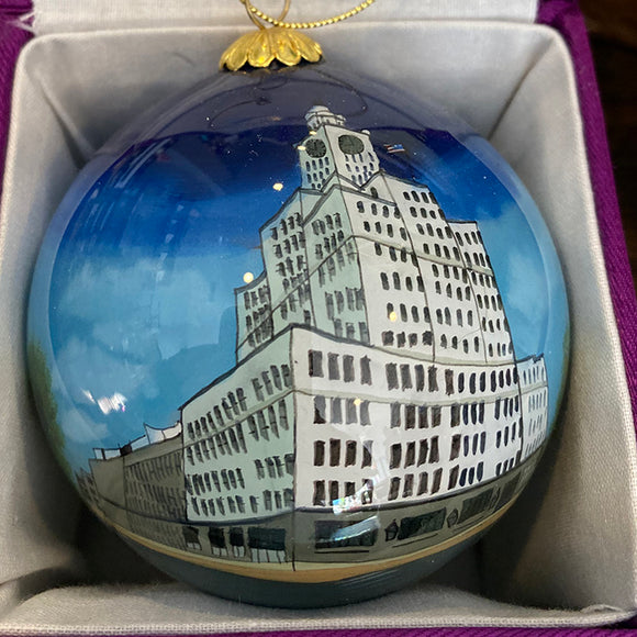 Inquirer Building Ornament
