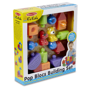 Pop Blocs Building Set