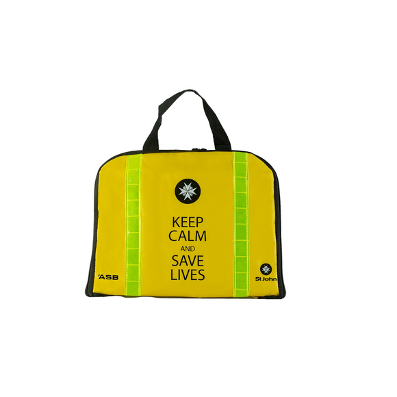 St John Keep Calm & Save Lives First Aid Kit