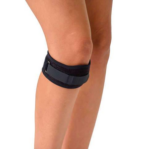 Ortholife Jumpers Knee Strap with Silicone Pad