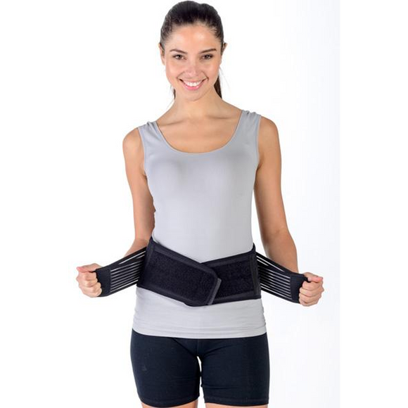 Ortholife Contoured Light Back Support