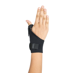 Ortholife Thermoplast Wrist and Thumb Support - Short