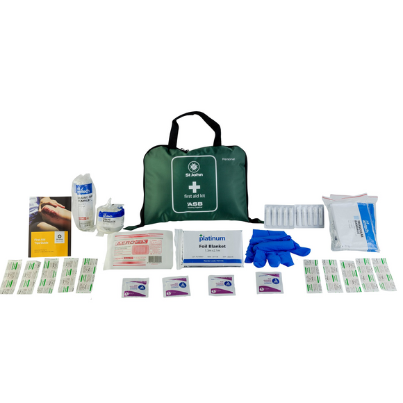 St John Personal First Aid Kit