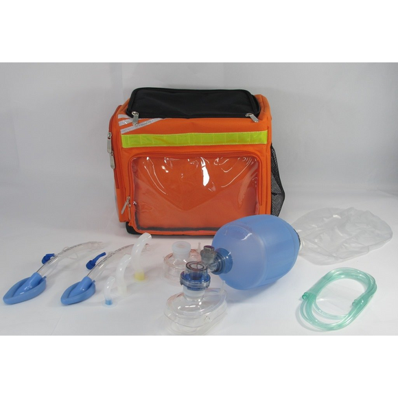Resuscitator Kit with Emergency Bag