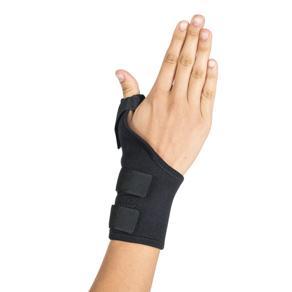 Ortholife Thermoplast Wrist and Thumb Support - Medium Length