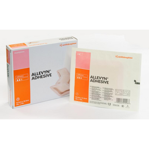 Smith and Nephew Allevyn Adhesive Single Wound Dressing