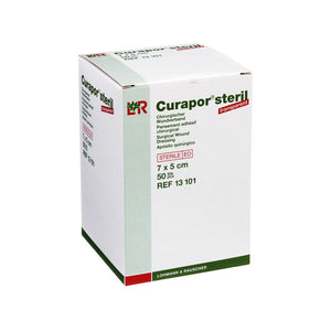 Curapor Transparent Wound Dressing