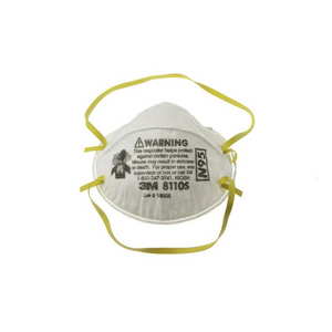 3M Disposable N95 Particulate Respirator Box 20 (1860)
