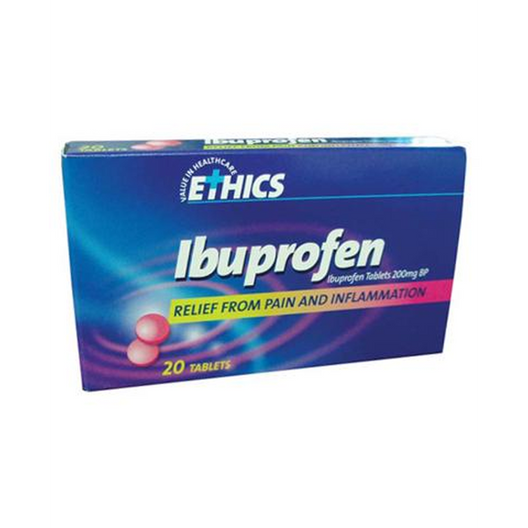 BULK BUY - Ibuprofen Tablets