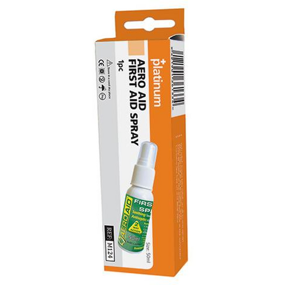 Platinum First Aid Antiseptic Spray 50ml