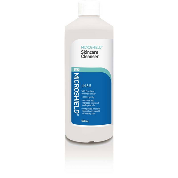 Microshield Skincare Cleanser 500ml