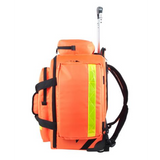 St John Large First Aid Trolley Backpack